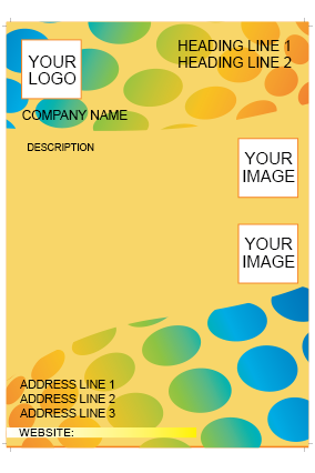 Multiple Color Flyer