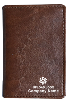 Card Holder - Leatherette CC 22 TAN
