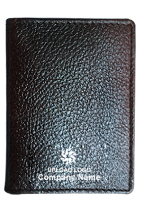 Card Holder - Leather CC 22 Brown