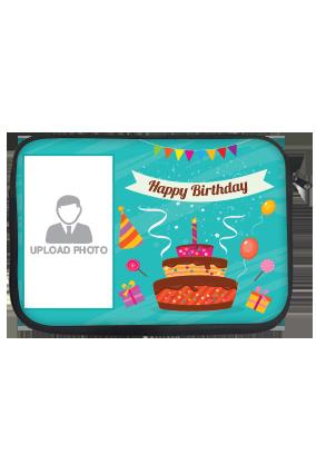 Happy Birthday Laptop Sleeve