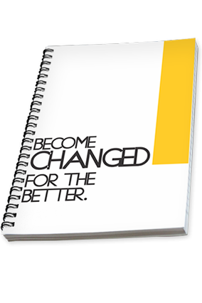 Yellow Change Notebook