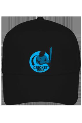 Cricket India Black Cap