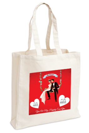 Customize Gala Tote Bag