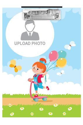 Custom Balloon Examboard