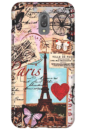 3D - Infinix Hot 4 Global Citizen Mobile Cover