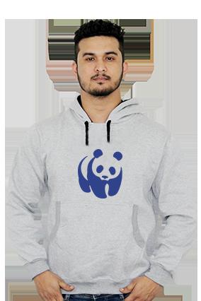 Customized Panda Full Sleeves Hoodie