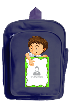 Colour World School Bag