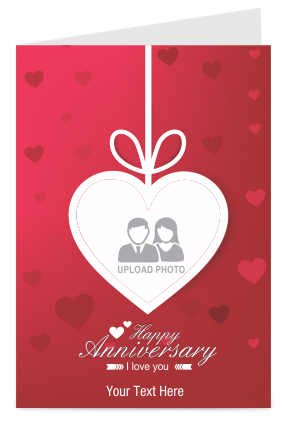 Anniversary Greeting Cards - Buy Persoanlized Anniversary Greeting ...