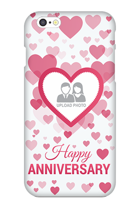 Apple I Phone 6 Soothing Anniversary Mobile Cover