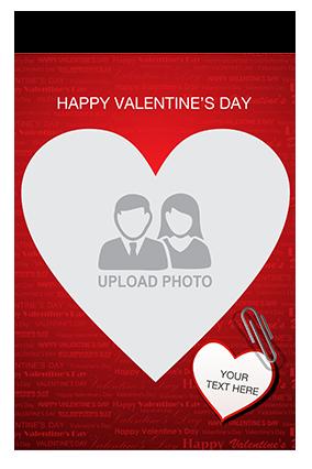Cuddly Valentine's Day Greeting Card