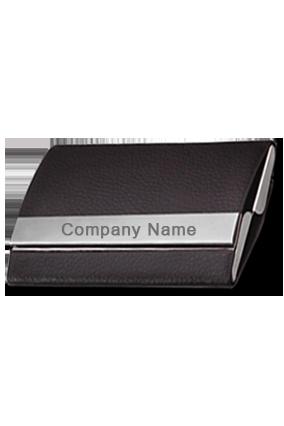 Black Card Holder BVC-845