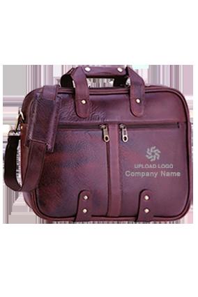 Executive Bag Leather NDM Doom GE-1156