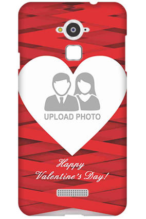 Silicon - Coolpad Note 3 Big Heart Valentine's Day Mobile Cover