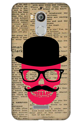 3D - Coolpad Note 5 Hatted Man Mobile Cover