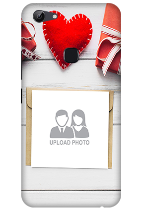 Customize 3D-Vivo Y83 Decent Handmade Heart Moblie Cover