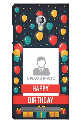 Asus Zenfone 6 Balloons Birthday Mobile Cover