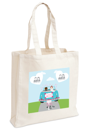 Long Drive Tote Bag