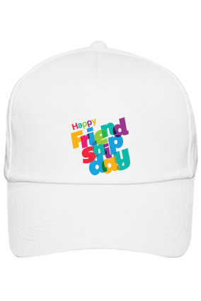 Cool White Cap