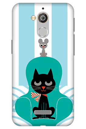 3D - Coolpad Note 5 Cat Mobile Cover