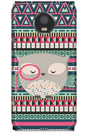 3D - Motorola Moto G5S Kitty Mobile Cover