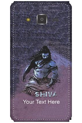 3D - Samsung Galaxy J2 Shiv Ji Mobile Cover