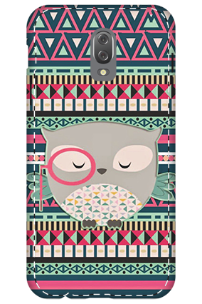 3D - Infinix Hot 4 Kitty Mobile Cover