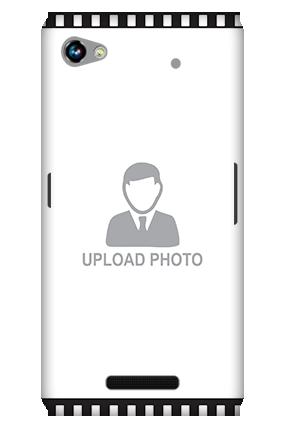 3D-Micromax Canvas Hue 2 A316 Zebra Designer Mobile Cover