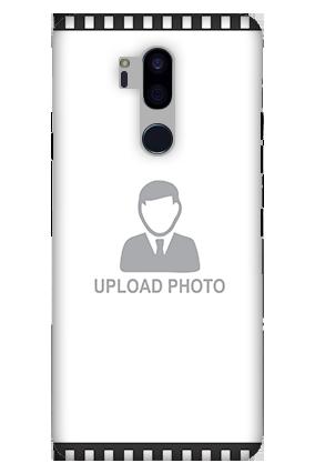 3D-LG G7 Plus ThinQ Zebra Designer Mobile Cover