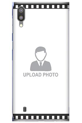 3D-Samsung Galaxy M10 Zebra Designer Mobile Covers