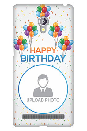 Asus Zenfone 6 Birthday Greetings Mobile Cover
