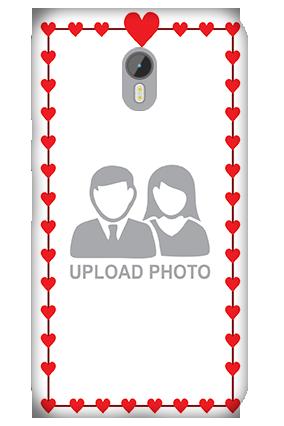Silicon - Motorola Moto G3 Heart Valentine's Day Mobile Cover