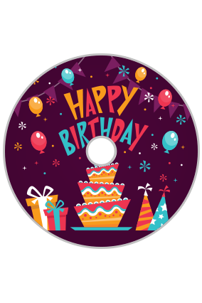 Happy Birthday DVD