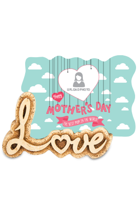 Best Mother's Day  Love Photo Frame