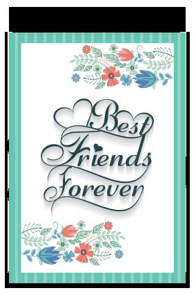 Best Friends Friendship Day Card