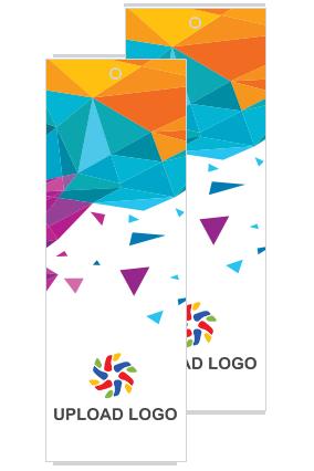 Artful Pattern Bookmark