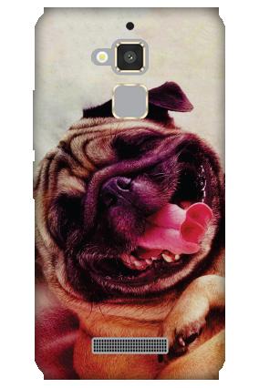 Asus Zenfone 3 Max Doggie Mobile Cover