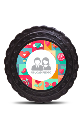 Creative Table Wooden Photo Frame