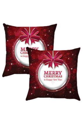 Christmas Wishes Cushion Cover