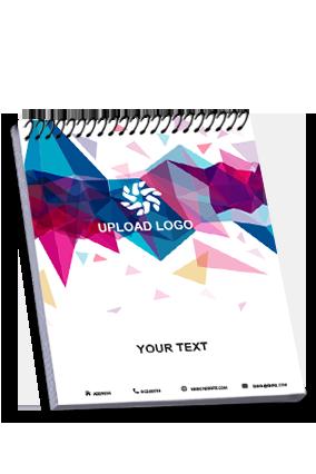Wholesale Unique Top Spiral Business Notebook