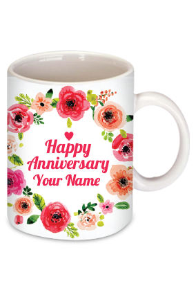 Floric Coffee Mug