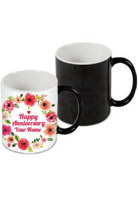 Floric Black Magic Mug
