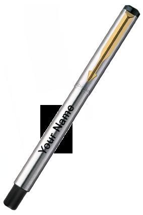 Parker-Vector Ss Gt Rb (B) 9000013674 Silver Roller Ball Pen