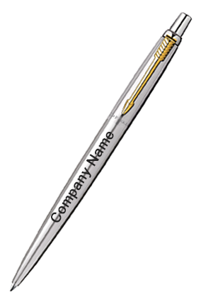 Parker Jotter Ss Gt Bp With Love Quote 9000018268