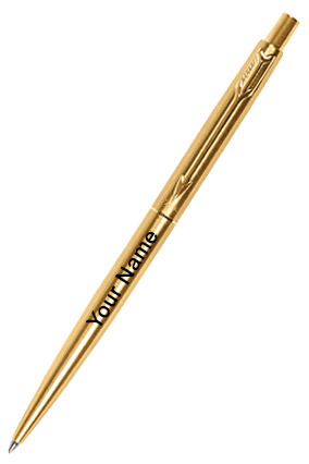 Parker Classic Gold Gt Bp With Mom Quote-1 9000020060
