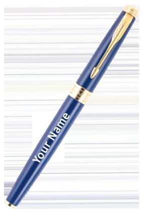 Parker Aster Matte Blue Gt Rb 9000025717