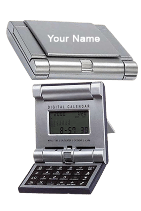 9908 Pocket World Timer