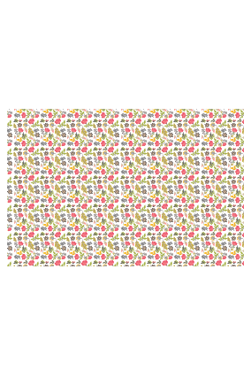 Amazing Mixed Color Anniversary Wrapping Paper