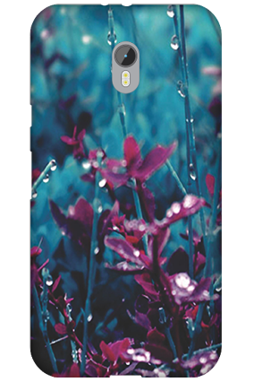 Silicon - Moto G Turbo Gardenic Mobile Cover