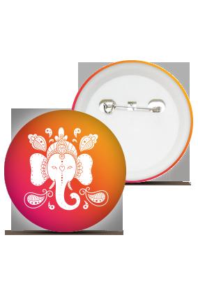 Ganesh Badge