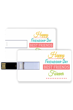 Be Together Credit Card Pen Drive